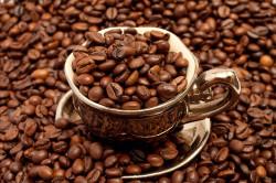 Кофеин в кофейных зернах