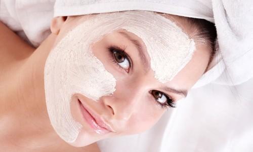 Полезная маска для лица