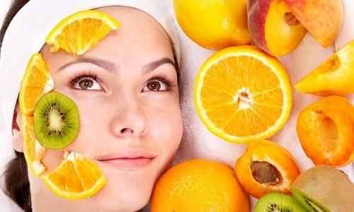 Эффективные фруктовые маски для лица