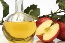 Яблочный уксус для приготовления лосьона