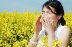 Аллергия - причина экземы