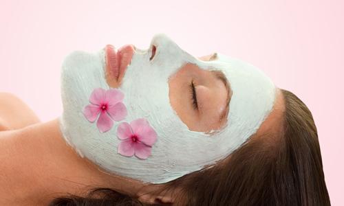 Яблочная маска для лица