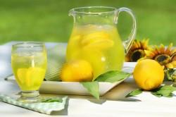 Лимонный сок для борьбы с комедонами