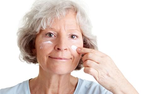 Питательная маска для увядающей кожи