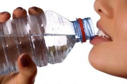 Употребление большого количества воды после операции