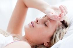 Высокая температура - противопоказание к проведению массажа