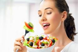 Здоровое питание для лечения неровной кожи