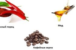 Компоненты для обертывания от целлюлита