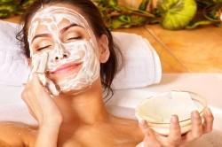 Масочная чистка лица