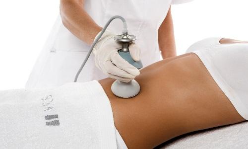 Вакуумный лимфодренажный массаж