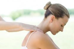 Техника массажа шеи и воротниковой зоны