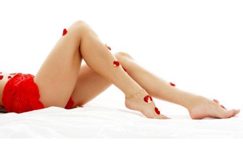 Проблема вросших волос на ногах