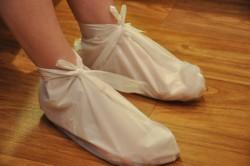 Носочки для пилинга ног