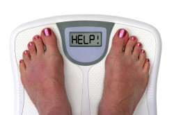 Избыточный вес - показание к приему душа Шарко