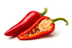 Красный перец для обертывания
