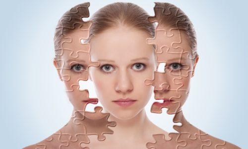 Очищение кожи лица пилингом