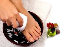 СПА процедуры для смягчения ног