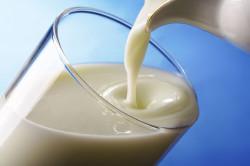 Использование молока при приготовлении смеси для обертывания