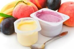 Йогурт для приготовления мази от растяжек