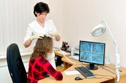Консультация специалистов по уходу за волосами