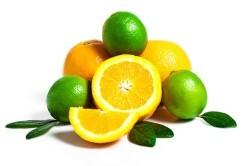 Супер маска для лица с лимоном