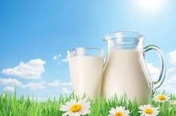Молоко - причина аллергии