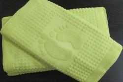 Отдельные полотенца для ног