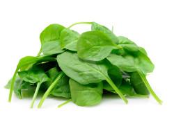 Шпинат - источник витамина К