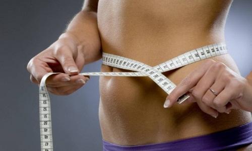 Обертывание с целью похудения