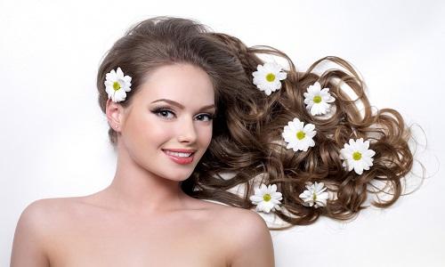 Красота ухоженных и здоровых волос