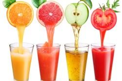 Фруктовые и овощные соки для омоложения кожи