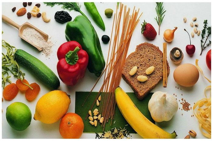 Правильное питание при растяжках спины