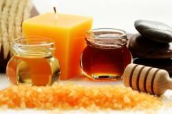 Мед для массажа