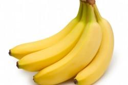 Бананы для маски для лица