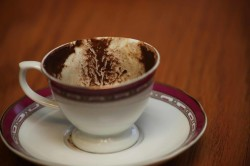 Кофейная гуща для обертывания