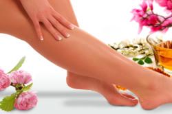 Раздражение кожи после восковой эпиляции