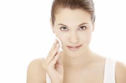 Очищение кожи перед пилингом