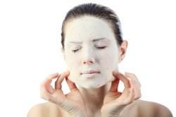 Очищение кожи глубоким пилингом