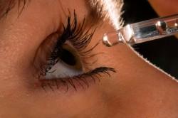 Лечение глаз гиалуроновой кислотой