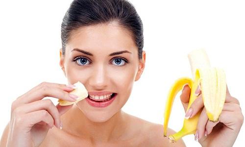 Полезные свойства банановой мякоти для кожи