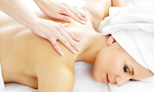 Лечебный массаж спины по Жаке
