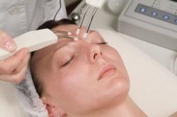 Микротоковый лимфодренаж лица