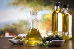 Оливковое масло для смягчения кожи