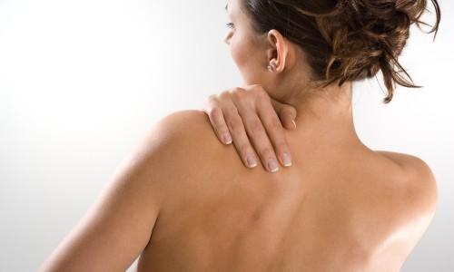 Проблема с кожей на спине и плечах