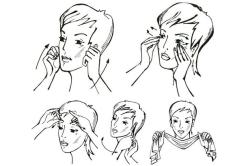 Техника выполнения щипкового массажа