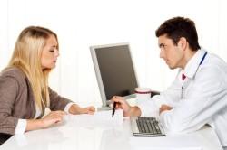 Консультация врача для выявления противопоказаний
