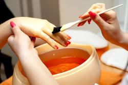 Парафинотерапия при сухой коже рук
