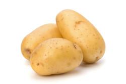 Картофель для приготовления маски