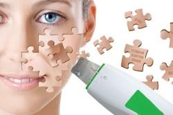 Эффективная ультразвуковая чистка лица