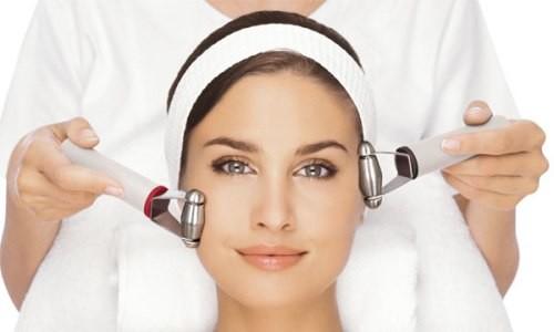 Процедура использования гальваники в косметологии